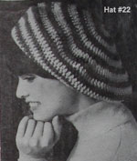 Crocheted Hat #22