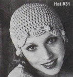 Style #31 Crocheted Hat