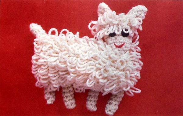How To Crochet Animal Ornaments Like Winnie The Pooh