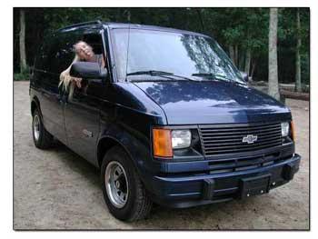 1993 Chevrolet Mini Astrovan