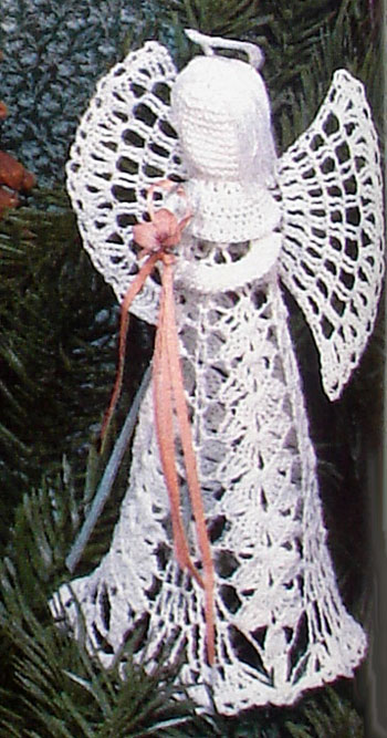 Crochet Patterns Free Angel : Crochet Pattern Angel Lace Scarf Pictures to pin on Pinterest